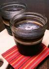 ホイップもゼリーなコーヒーゼリー