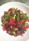 ヴィニグレート 茹で野菜サラダロシア料理
