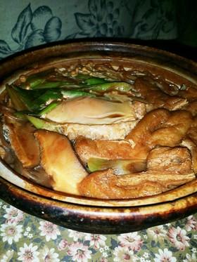 お一人様鍋で✨味噌煮込み白滝