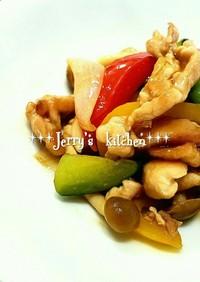 ✴焼き野菜のさっぱりマリネ✴