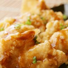鶏むね肉で絶対美味しい♥とり天♪