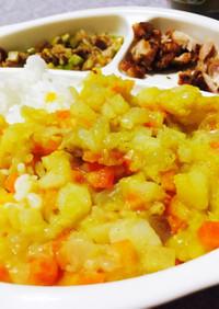 〈離乳食完了期〜〉ツナと野菜のカレー