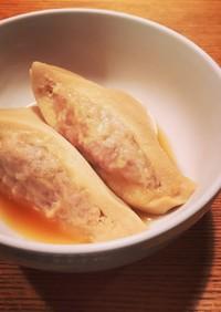 高野豆腐と鶏肉の含め煮☆