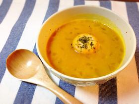ミキサーなし♪牛乳で濃厚かぼちゃスープ by スズケンさんの嫁 ...