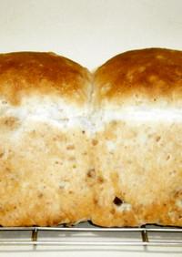 シリアル入りの食パン