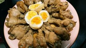 鶏手羽元のポン酢煮☆圧力鍋☆