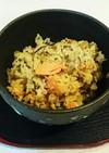 アレンジ自在☆鮭と高菜の混ぜご飯