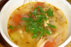 やさしい野菜スープ♪