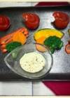 温野菜、ソテーに☆超簡単チーズソース