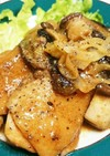 焼肉のタレで簡単☆鶏ナス焼き