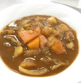 【明日香村のジビエ料理2】猪肉のシチュー