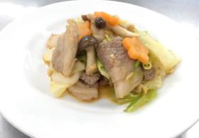 【明日香村発】猪肉の回鍋肉/ホイコーロー