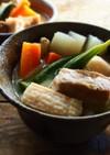 我が家のオシャレ豚汁☆staub鍋