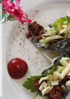 寿司タコス〜ハワイのロコの間で流行?