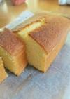 レモンのふんわりパウンドケーキ
