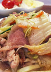 いろいろ✩お肉と野菜炒め❁*+