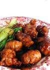 豚バラ肉の薄切りDE味噌角煮