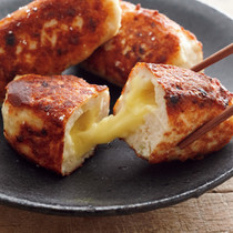 鶏のチーズ包みつくね