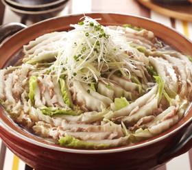 豚バラと白菜の重ね鍋 by 味の素KKほんだし 【クックパッド ...