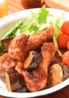焼肉のたれで簡単♪オーブンで時短焼き鳥☆