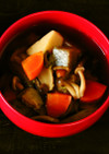 おかずスープ♪東北の郷土料理、のっぺい汁