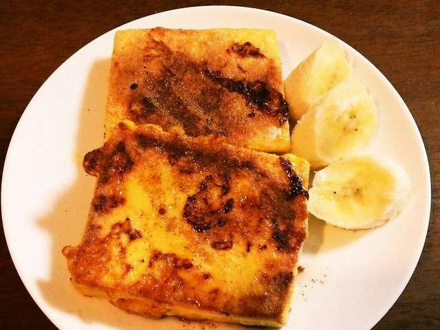 高野 豆腐 フレンチトースト