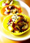 お弁当に♪揚げない薩摩芋でコロコロ大学芋
