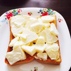 リンゴとマヨネーズだけ!簡単朝ごパン!