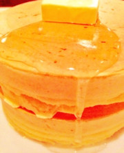 ふわふわホットケーキ♡の写真