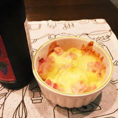 ベーコンポテトチーズ焼き