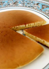 ランチおやつ♪ノン小麦粉のホットケーキ
