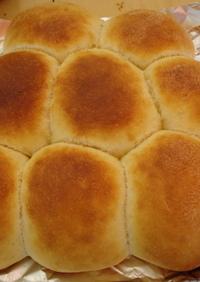 アウトドアで喋りながら作る♪パン