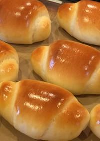 手こねで美味しい、ロールパン