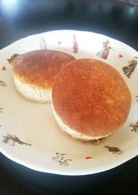 マーマレード×紅茶パンケーキ