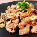 ❇︎豚肉とこんにゃくと舞茸の甘辛炒め❇︎