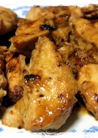 鶏胸肉で甘味噌だれチキン☆お弁当にも