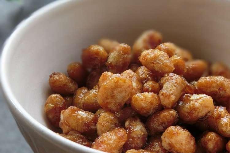 大豆 水 煮 レシピ