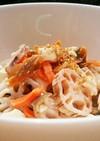 犬ご飯 豆腐と鮭の汁かけごはん