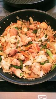 野菜たっぷり味噌鶏ちゃん☆の写真