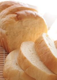 柔らか~な手作り山型食パン♪