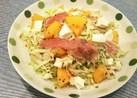 簡単♡柿とキャベツのサラダ(о´∀`о)