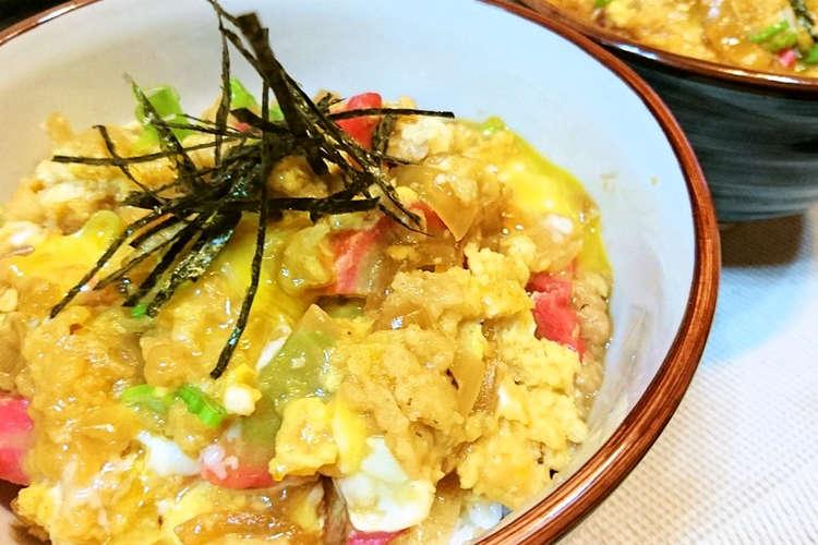 玉子 丼 レシピ 人気