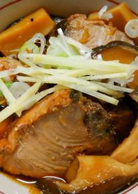 ご飯に♪かつおと椎茸とエリンギの生姜煮!