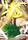 ホッコリ健康に!鶏手羽元とゴボウ煮