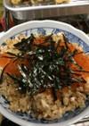 鮭 炊き込みご飯 はらこ飯