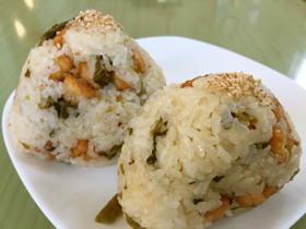 ☆餅太郎 博多辛子高菜 おにぎり