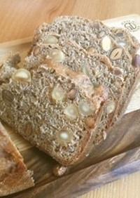 低糖質マクロビナッツパン