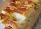 ふっくらもっちり生地のおかずパン