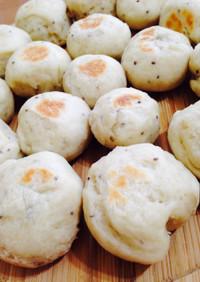 チアシード 米粉 ちぎりパン QC パン