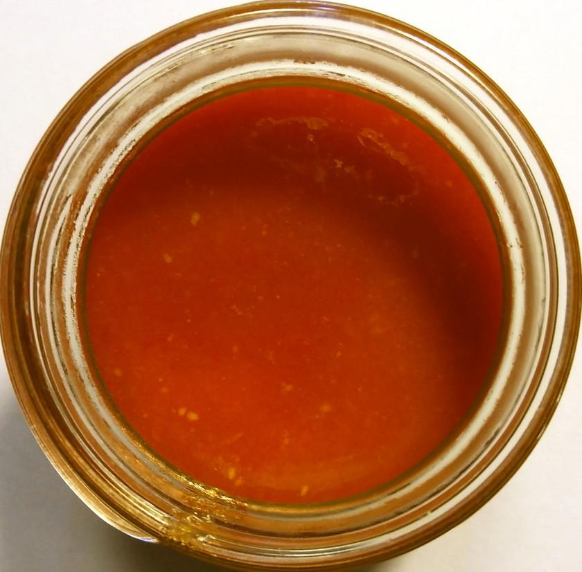 自家製 トマトピューレ
